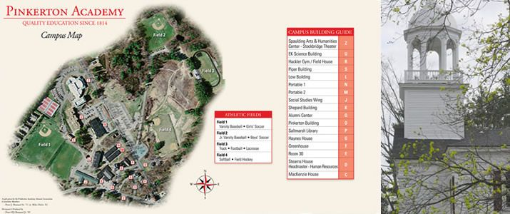 Pinkerton Academy Campus Map.44 New English For Life And Work 2 For Life 2 English Work New And