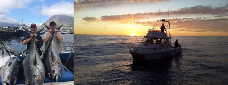 Catching buses in the most beautiful city in the world #capetown #yellowfintuna #fishing http://www.xtremecharters.co.za