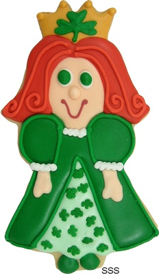 Me...@Juliana Cybriwsky @Tessa Adkins: Cookies For, Cake, Princesses Cutters, Decor Cookies, St. Patrick'S Day, Cookies Cutters, Photo, Stpatrick, Cookies Check