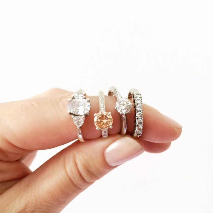Which ring style would you choose? We offer advice on what engagement ring style to choose for your finger shape and size.
