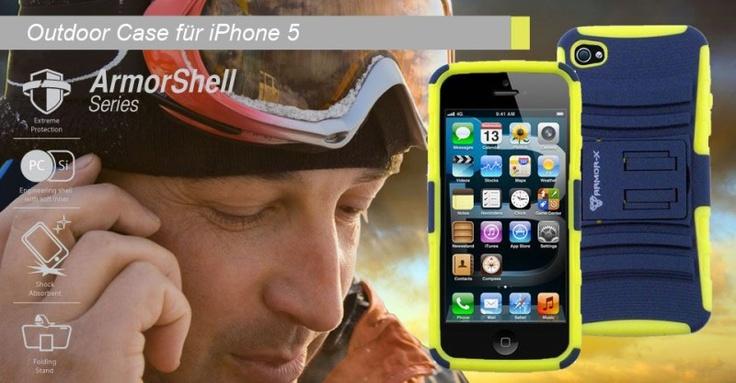 Outdoor Case für iPhone 5|Preis:$33.24|www.3sails.eu
