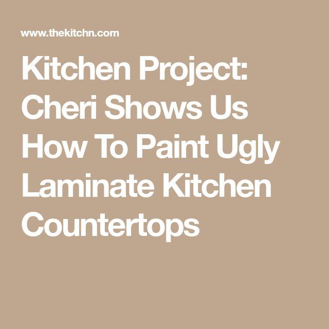 Die besten 25+ Laminat küchenarbeitsplatten Ideen auf Pinterest - küchenarbeitsplatten online bestellen
