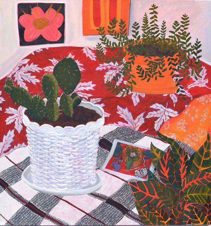 Artist spotlight anna valdez anna valdez art painting
