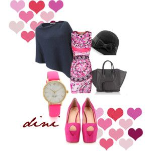 """""""love pink"""" by dini-ph on Polyvore"""