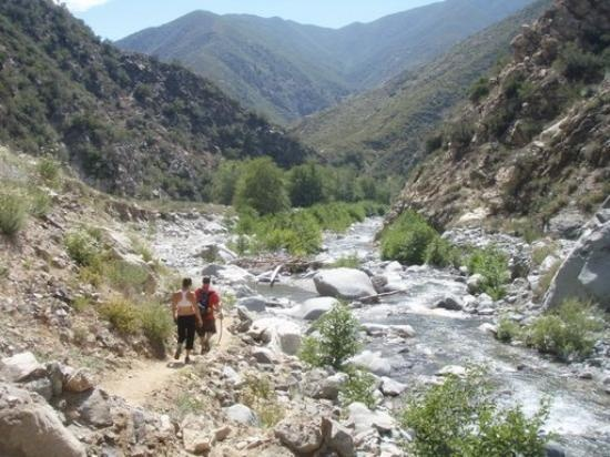 The Azusa Canyon - Close to home, and away from it all. My spot for routine rejuvination and escape from city life.