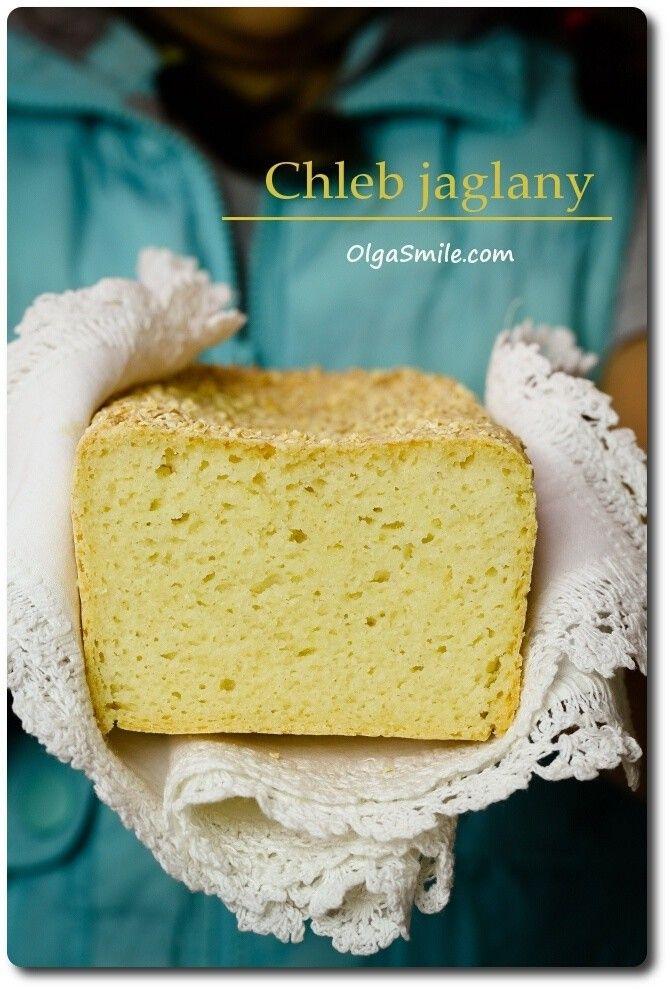 Chleb jaglany bezglutenowy  I bardzo proszę :) Chleb jaglany bezglutenowy jest u nas w domu królem wszystkich chlebów. Zdrowy, smaczny, delikatny taki nasz jest wspaniały. Przygotowuję go dość często, ponieważ wszyscy go lubimy. Jest lekki i