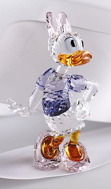 Swarovski Disney Daisy Duck