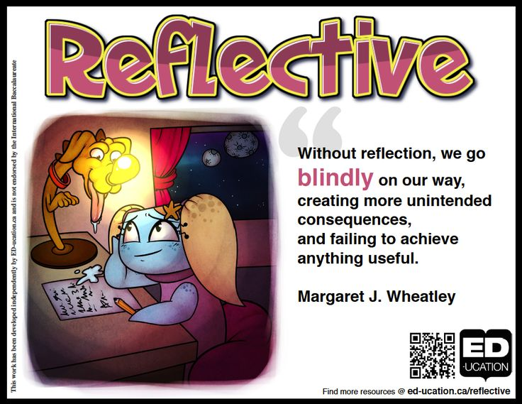 New IB Learner Profile Posters (Reflective) - Replace your classroom wall decor…
