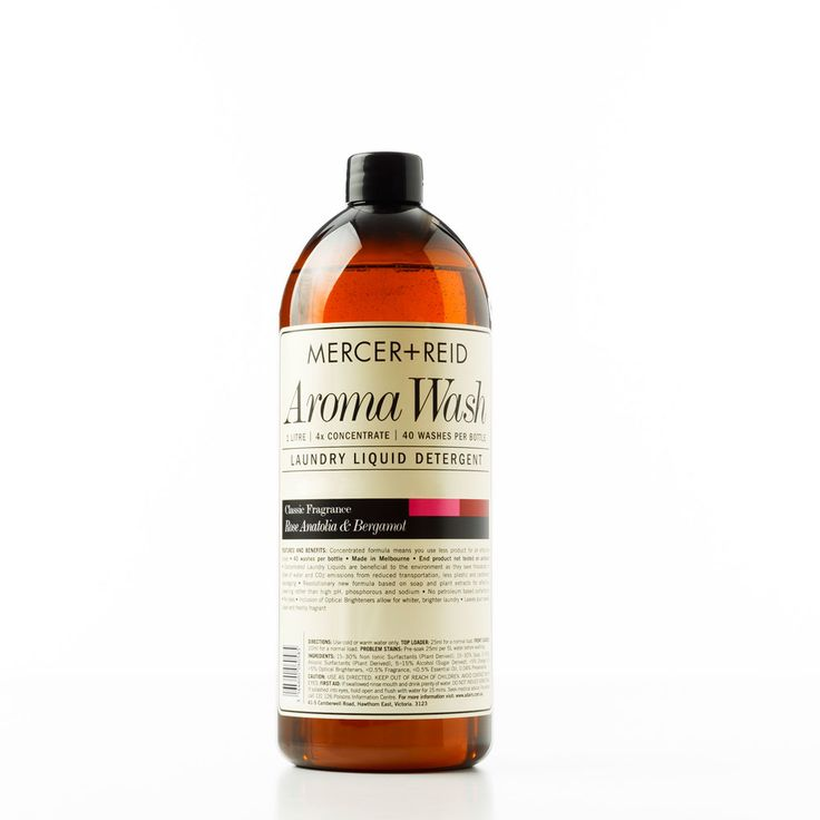 Aroma Wash Laundry Liquid For Whiter Sheets - Bedroom Laundry & Home Care - Adairs Online