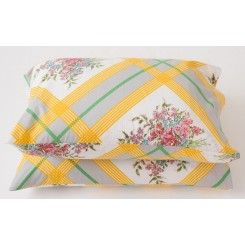 Pillowcase Set in Garden Party