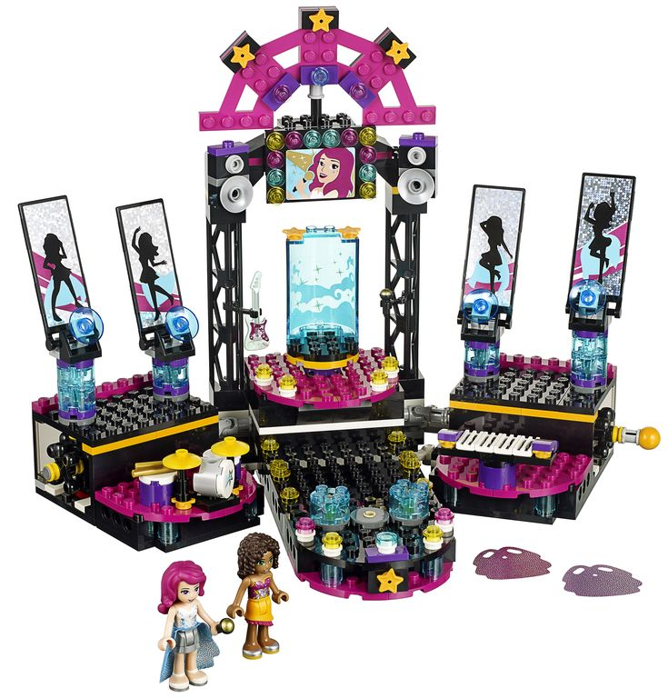 LEGO Friends Showbühne