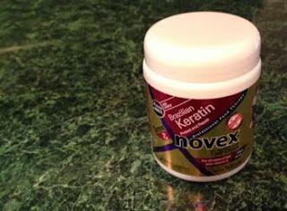 Beauty Test Dummies: Novex Brazilian Keratin Hair Treatment