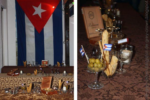 kubanische Nacht