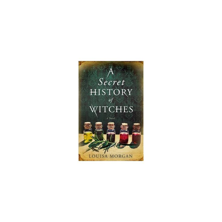 Secret History of Witches (Hardcover) (Louisa Morgan)
