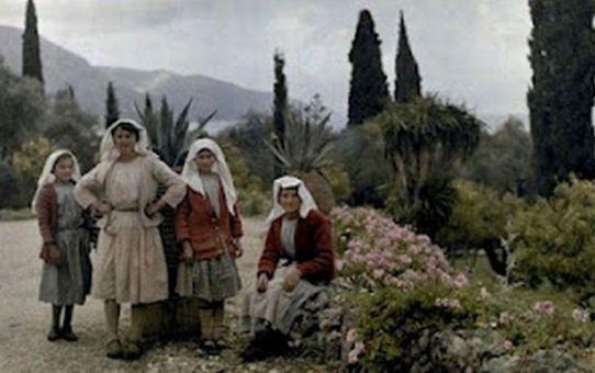 Φωτογραφίες του National Geographic από την Ελλάδα του 1920…
