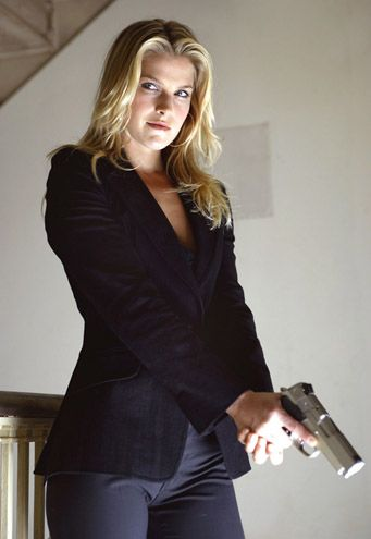 Tracy Strauss (Ali Larter), Heroes