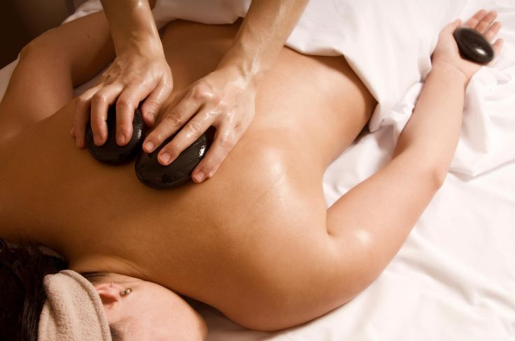 Spa Massage Relaxation Therapy | Consider adding on hot stone therapy to your next massage! Some of its ...