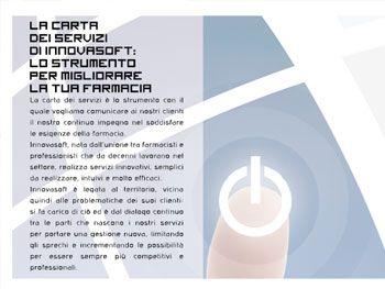 Brochure aziendale Innovasoft