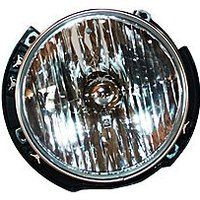 Cheap TYC 20-6835-00 Jeep Wrangler Passenger Side Headlight Assembly sale