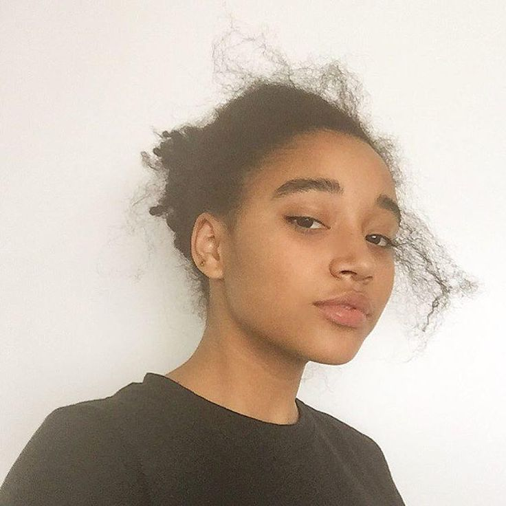 amandla stenberg just signed her first modelling contract | read | i-D