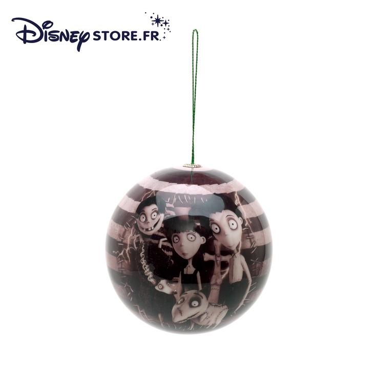 Boule grand modèle FRANKENWEENIE - Créez votre board « Liste Magique de Noël Disney », épinglez-y 20 produits maximum qui viennent de notre board « Liste Magique de Noël Disney ». Chaque jour un « cadeau du jour » est à gagner par tirage au sort. Le 21 Décembre, celui qui aura le plus de like sur son board « Liste Magique de Noël Disney » gagnera la totalité de son board. Cadeau du jour : 08/12/12 - http://www.disney-television.com/reglement-pinterest-Noel-Disney.pdf -  #NoelDisney