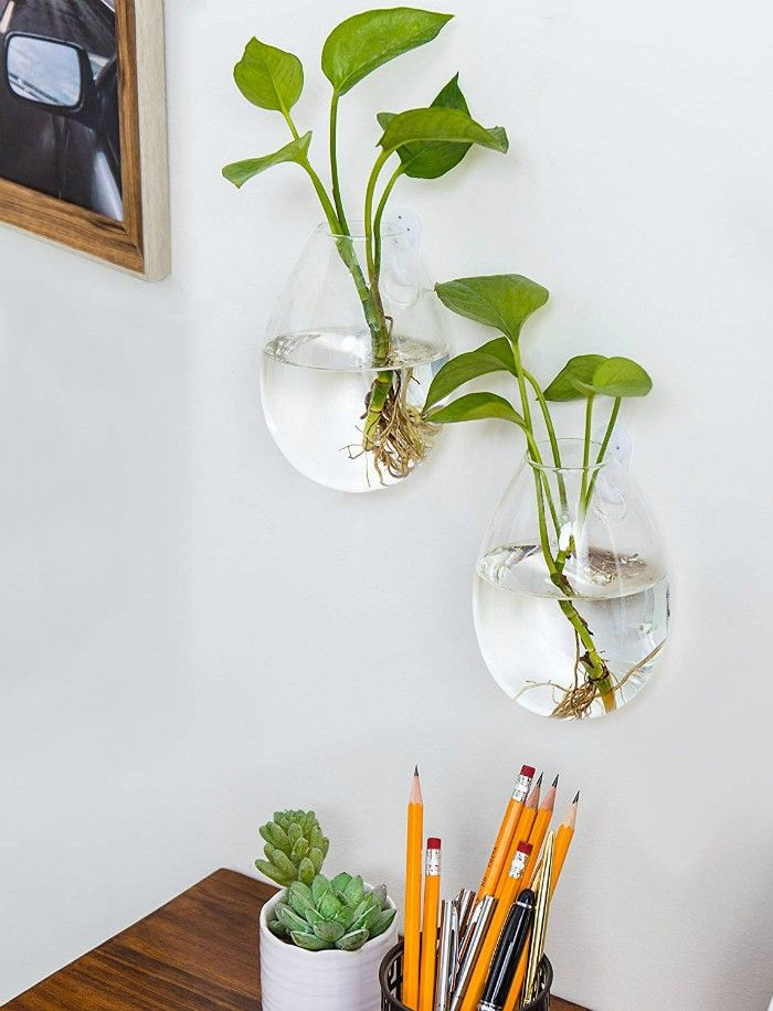 Ten Beautiful Vases You Can Hang On The Wall Wall Flower Vases Wall Mounted Vase Hanging Vases