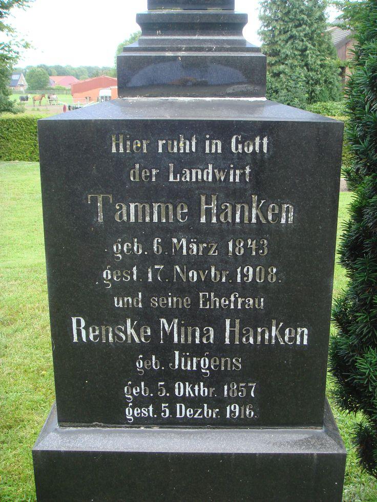 XXL Tamme Hanken