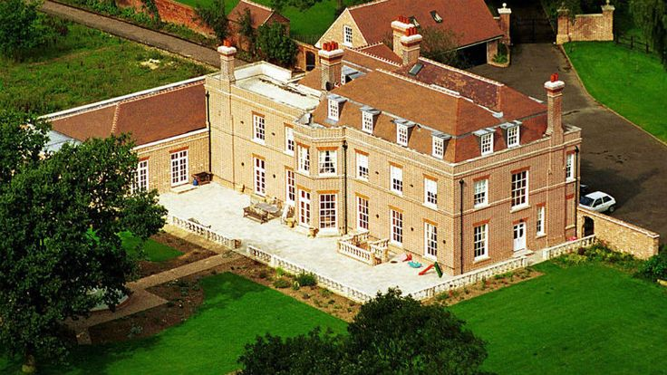 Mansiones de David y Victoria Beckham