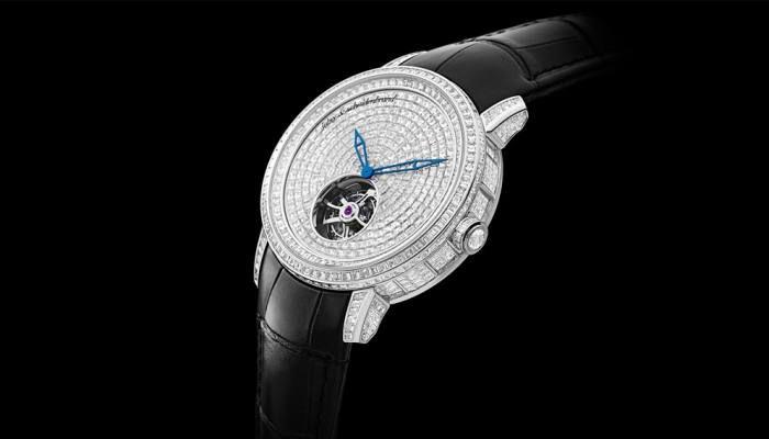 Fine Design: Dubey & Schaldenbrand Dazzles with the Coeur Blanc Watch - http://digitalmedulla.com/?p=3580