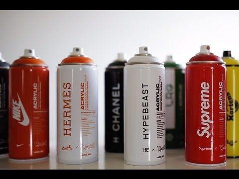 Designer americano recria marcas de moda em latas... - TrendCoffee | Lifestyle Masculino