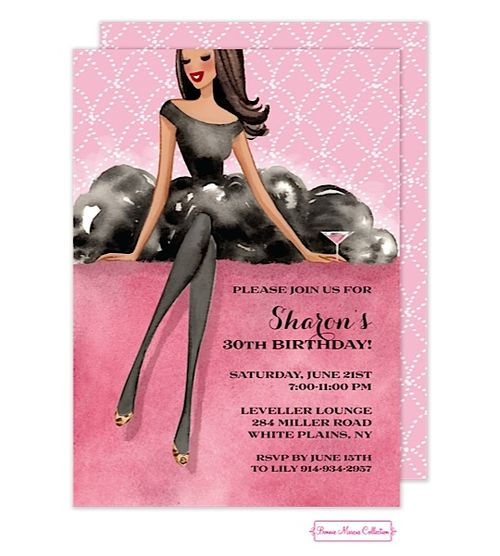 17 Best Images About Birthday Party Invitations For Adults