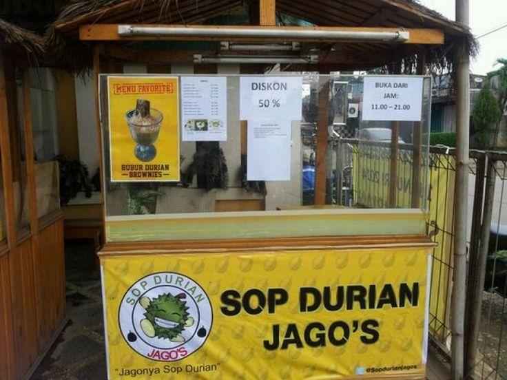 franchise sop durian jagos di tangerang selatan
