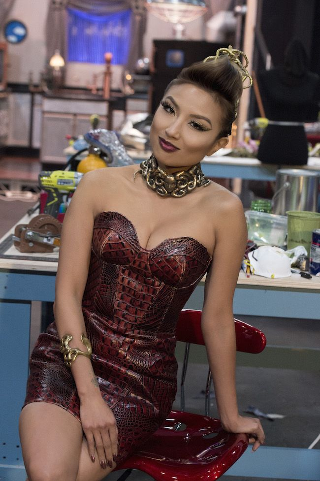 'Steampunk'd' With Jeannie Mai