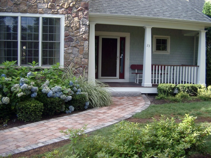 39 best images about walkway on pinterest cape cod ma for Landscaping rocks new plymouth