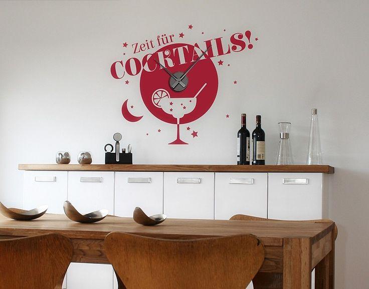 65 best Genusszone images on Pinterest Wall murals, Kaffee and - wandtattoo küche guten appetit