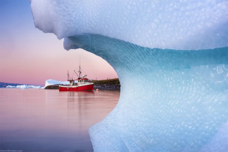 Greenland: majestic Scroresby Sund, 10 – 17 August / Sold out | Daniel Kordan