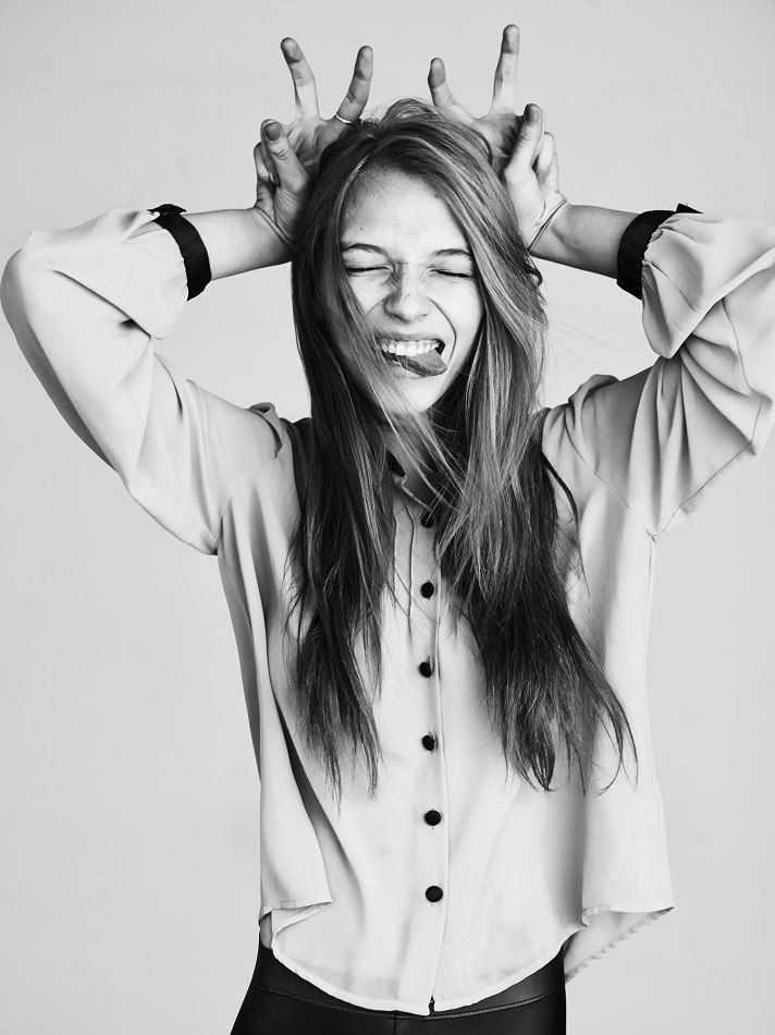 Allie Lewis @ IMG Models MY BMFF (best model friend forever)