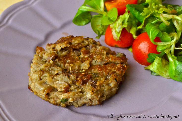 burger vegetariano