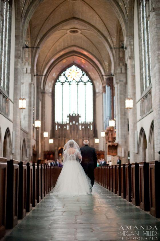 Wedding Bells: Danna & David – Rockefeller Memorial Chapel » Amanda Megan Miller Photography