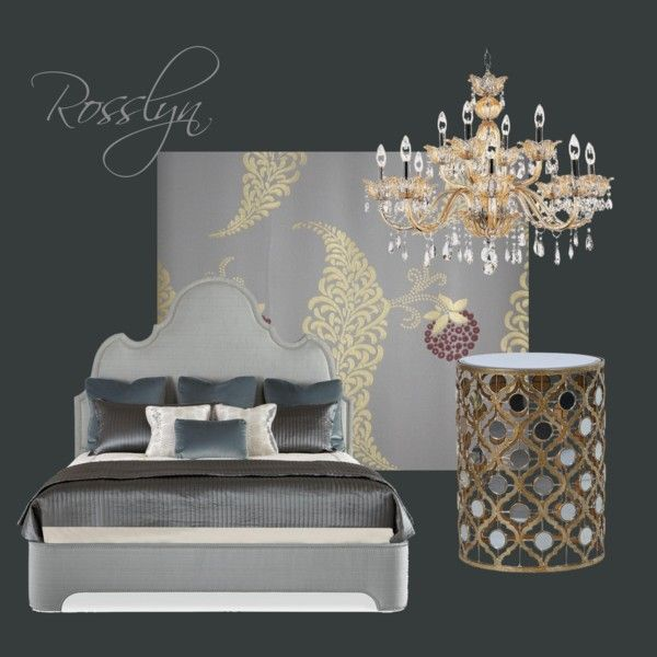 Rosslyn, Studio Green by petra-hus on Polyvore featuring interior, interiors, interior design, home, home decor, interior decorating and Farrow & Ball