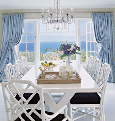 Wonderful:  Boards, Dining Rooms, Beach House, The View, Dining Chairs, Dining Table'S, Coastal Living, Modern Interiors, Windows Treatments
