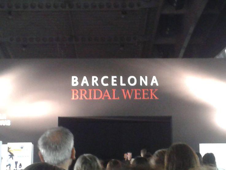@Barcelona Bridal Week