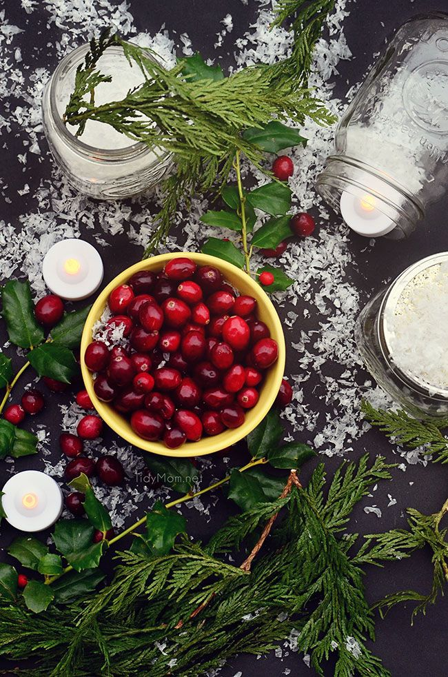 25 best ideas about cranberry centerpiece on pinterest for Artificial cranberries decoration