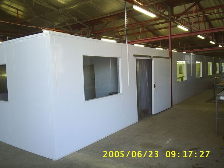 Cold storage project by Africhill http://www.aboard.co.za/