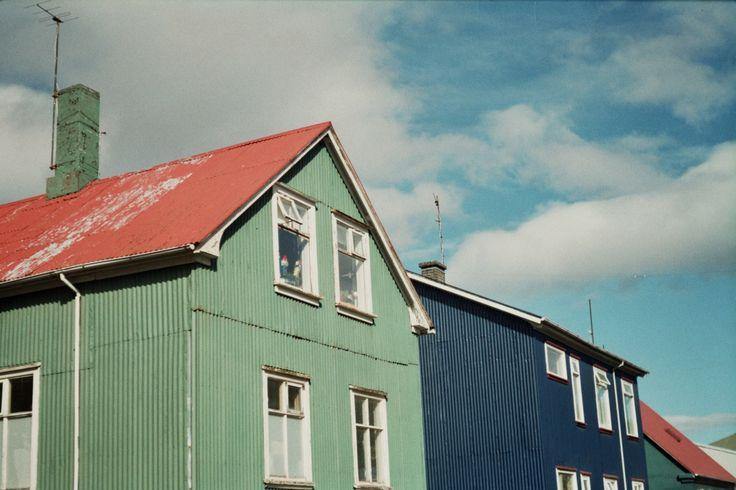 Iceland X 2015. Analog photography by @Clara Subirats