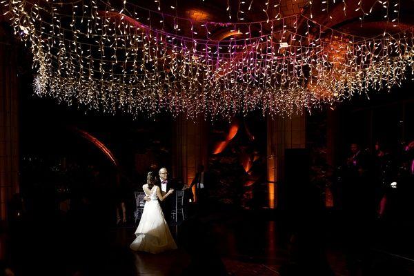 Elegant Jewish Wedding At Architectural Landmark In New York City Inside Weddings Father Daughter Dance Jewish Wedding Dance Floor Wedding