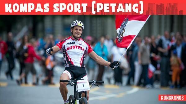 Juara Dunia Sepeda Gunung Daniel Federspiel & Linda Indergan