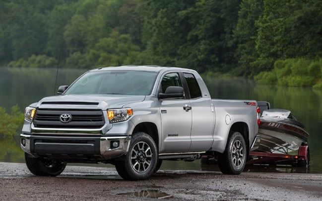 The Toyota Tundra near Orlando is going to gain more fuel capacity and towing features! Get the scoop about this new Toyota truck!