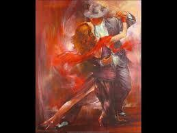 Pintura de tango, BA