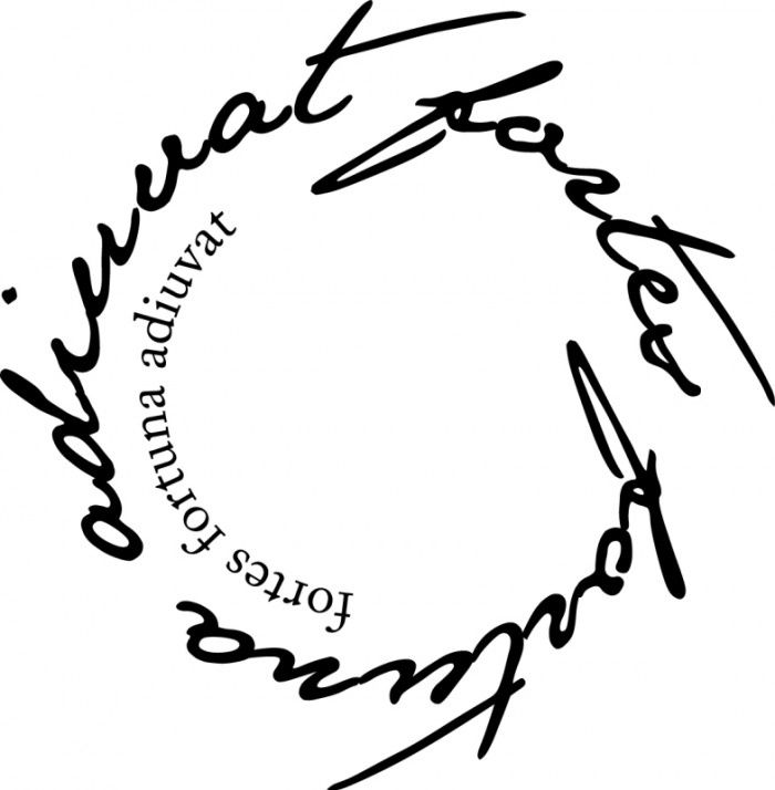 Fortes Fortuna Adiuvat. Tattoo